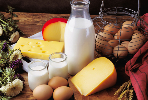 Mléčná dieta - jídelníček, recept, návod