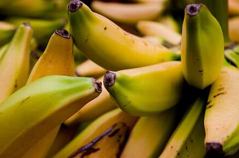 Banány - ideální dietní poravina