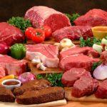 Kalorické tabulky: Maso a vnitřnosti