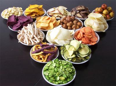 Kalorie a kilojouly v potravinách