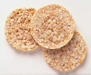 Rýžové pečivo - rýžový chlebíček