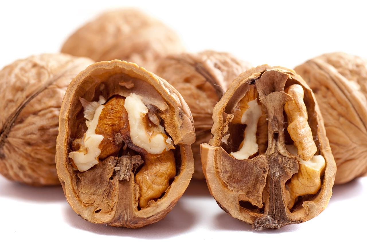 Vzimě je ten pravý čas na ořechy