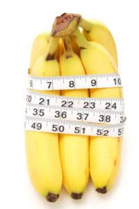 Banánová dieta, zaručený způsob, jak zhubnout