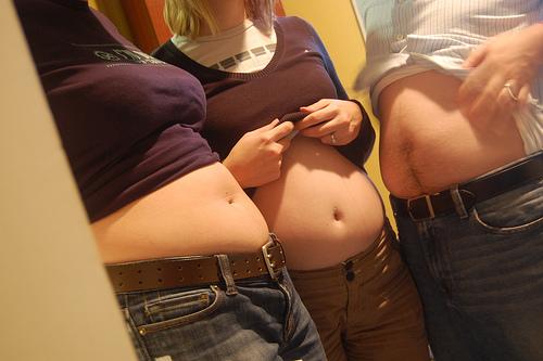Nelíbí se Vám vaše břicho? Návod, jak zhubnout břicho!