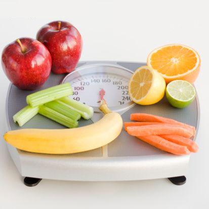 Kalkulačka kalorei - dietní plán