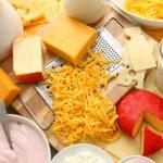 Kalorické tabulky: Mléko a mléčné výrobky