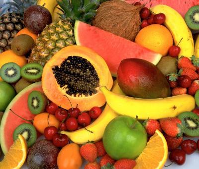 Ovoce a dieta - kalorie