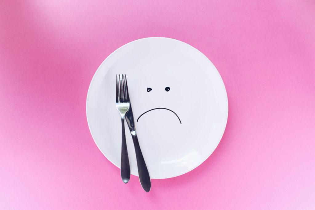 talířek, jídlo, dieta