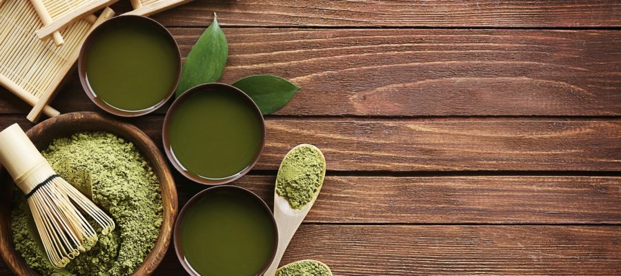 Matcha Powder Fresh Green Powder