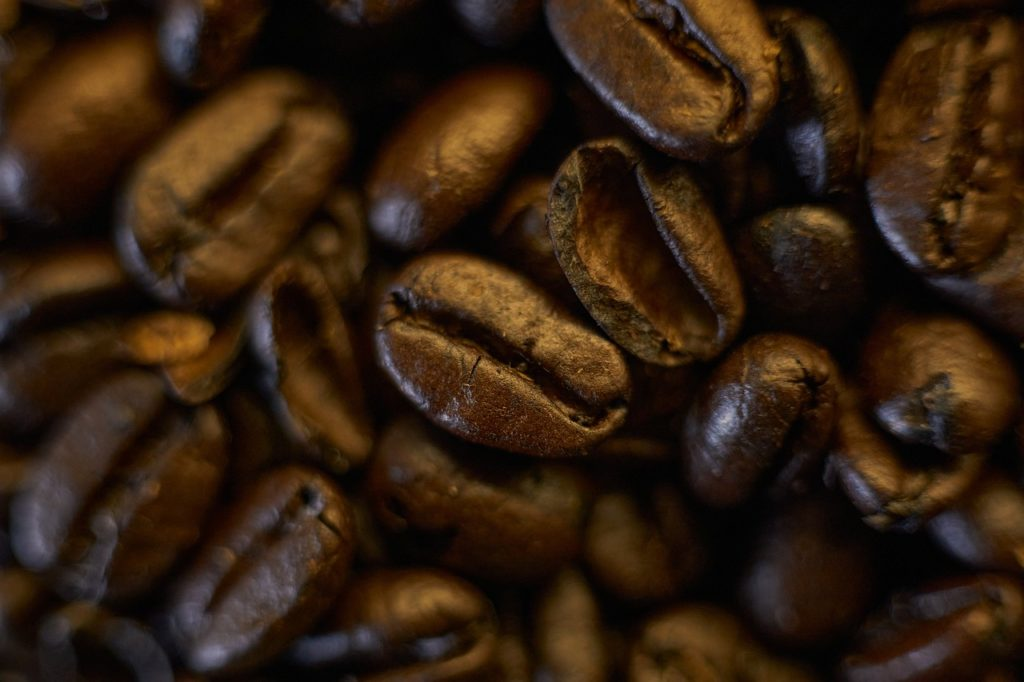 Coffee Beans Caffeine Cafe Aroma  - Jiyoung_Kim_photo / Pixabay