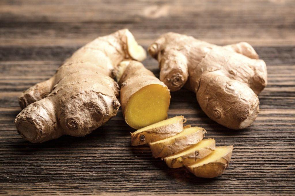 Ginger Fresh Ginger Food Organic - jmexclusives / Pixabay